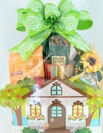 Community Relations Gift Basket